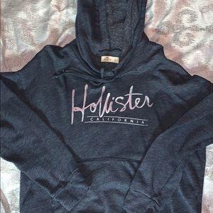 Lightweight Hollister hoodie